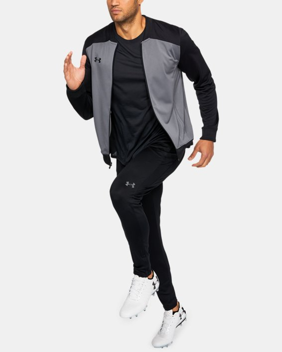 Men's UA Challenger II Training Pants, Black, pdpMainDesktop image number 1