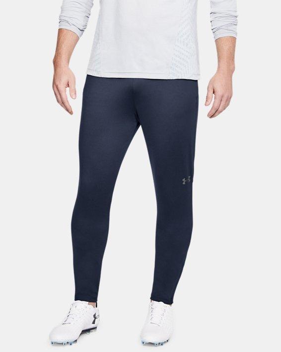 Men's UA Challenger II Training Pants, Blue, pdpMainDesktop image number 0