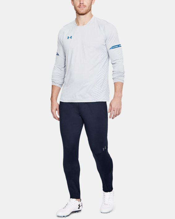 Men's UA Challenger II Training Pants, Blue, pdpMainDesktop image number 2