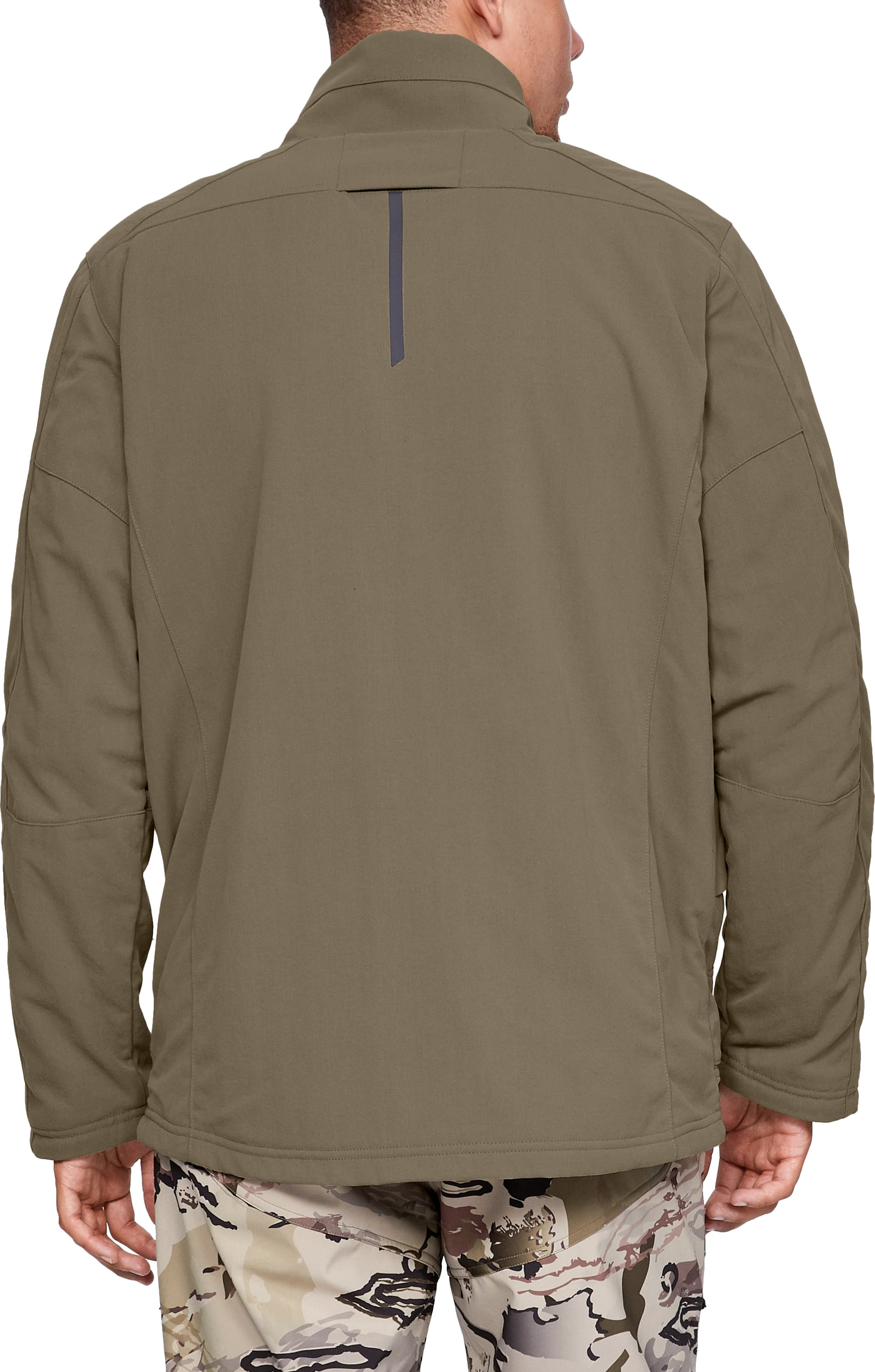 Men's UA Grit Jacket, Bayou,
