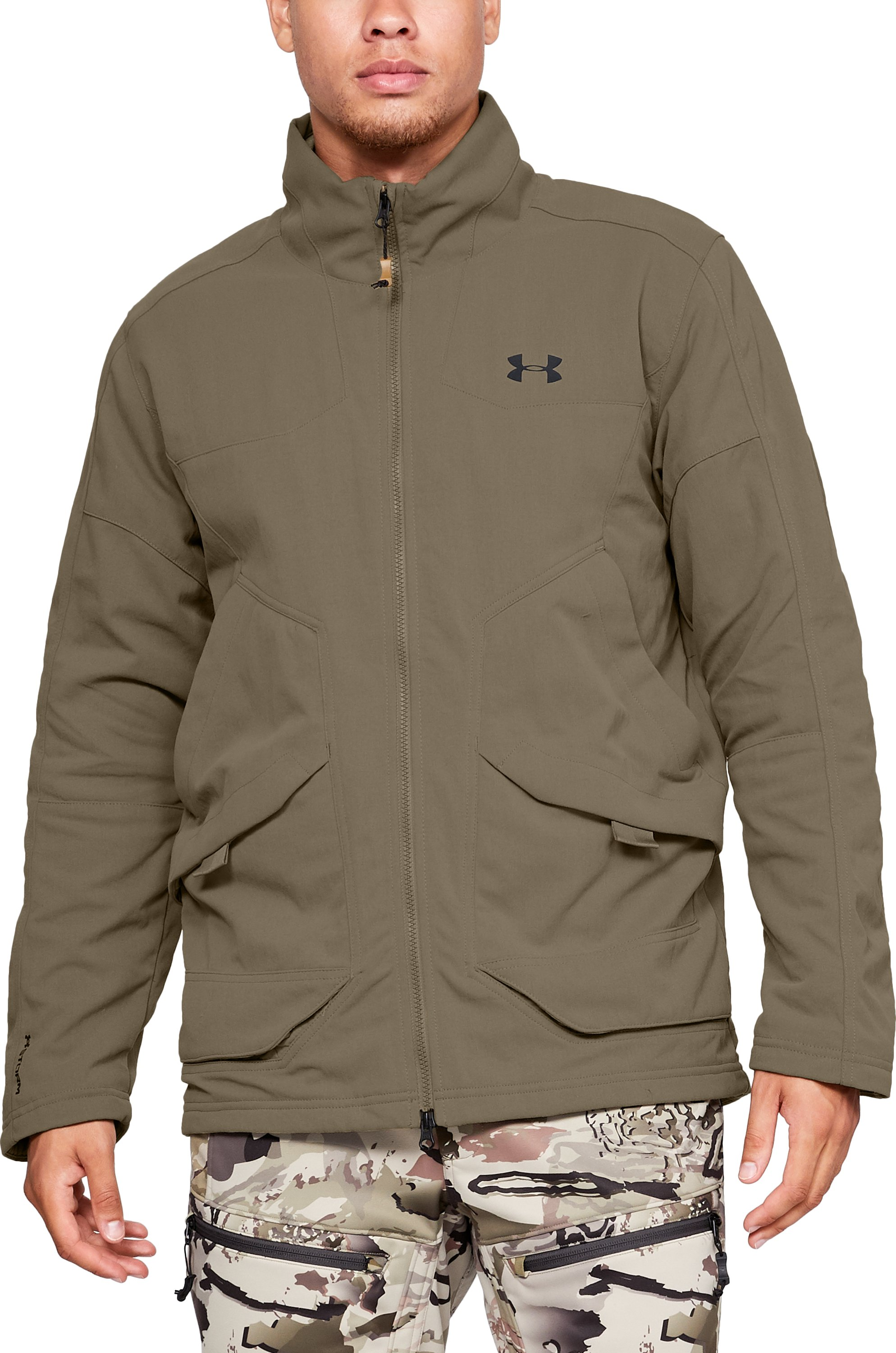 Men's UA Grit Jacket, Bayou