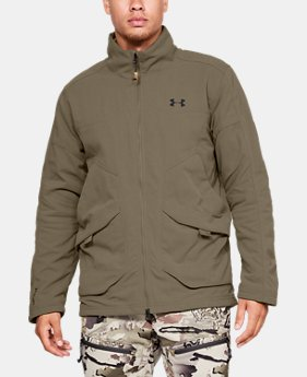 Men's UA Grit Jacket  1  Color Available $180