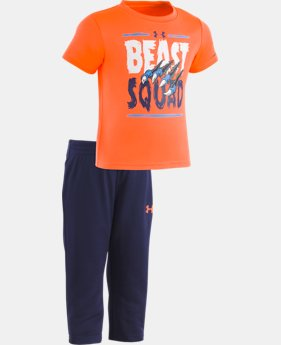 Boys' Infant UA Beast Squad Set  1  Color $32.99