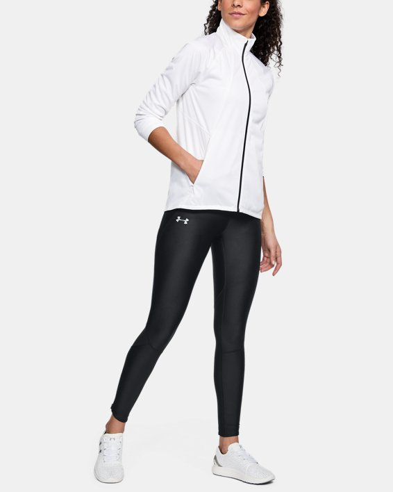 Women's UA Armour Fly-Fast Tights, Black, pdpMainDesktop image number 1