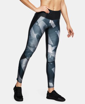 Women's UA Armour Fly Fast Printed Tights  3  Colors Available $65