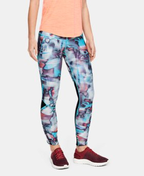 938d49d5ab2d1d New Arrival Women's UA Armour Fly Fast Printed Tights 1 Color Available $65