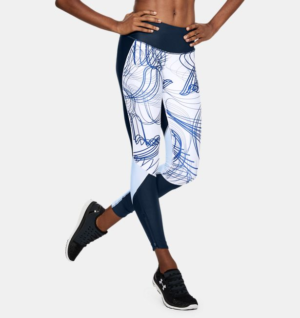 2dd4bd524 Women s UA Armour Fly Fast Printed Tights