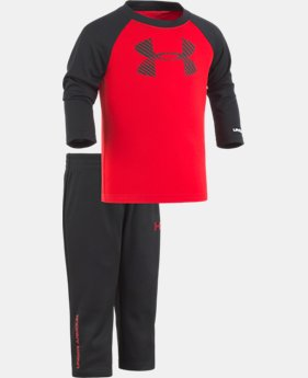 New Arrival Boys' Infant UA Illuminated QB Set  1 Color $34.99