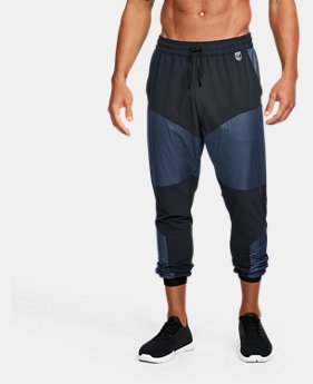 Men's UA Unstoppable GORE® WINDSTOPPER® Woven Joggers  1 Color $120