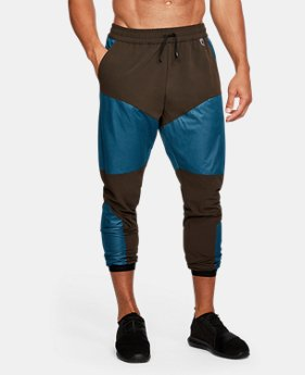 New Arrival Men's UA Unstoppable GORE® WINDSTOPPER® Woven Joggers  2 Colors $99.99
