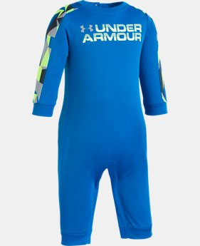Boys' Infant UA Geo Cache Coverall  1  Color Available $18.99