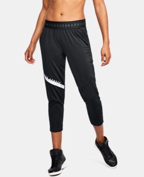 Women's UA Armour Sport Graphic Crop  1  Color Available $37.5