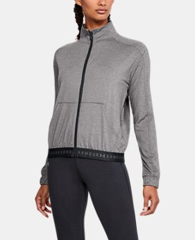 New Arrival Women's HeatGear® Armour Full Zip  3 Colors $65