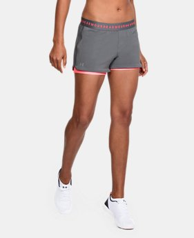 New Arrival Women's HeatGear® Armour 2-in-1 Shorts LIMITED TIME: FREE U.S. SHIPPING 1 Color $40