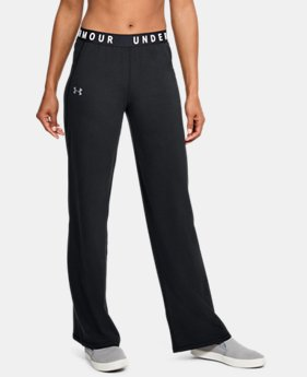 Women's UA Favorite Wide Leg Pants  2  Colors Available $55