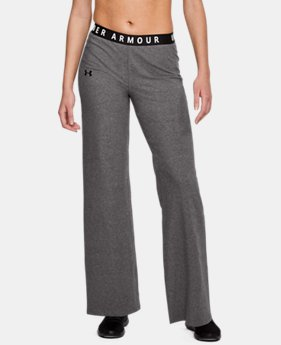 Women's UA Favorite Wide Leg Pants FREE U.S. SHIPPING 2  Colors Available $55