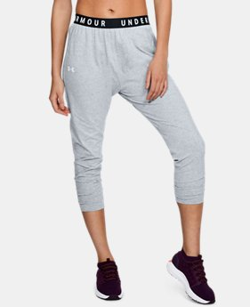 Women's UA Favorite Tapered Slouch Pants  1  Color Available $65
