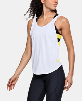 New Arrival Women's UA Side Strap Tank  1 Color $30