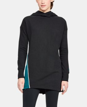 Women's UA Fleece Tunic  2  Colors $65