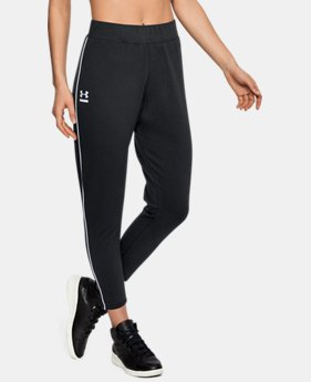 Women's UA Tapered Slouch Pants  1  Color Available $27 to $33.75