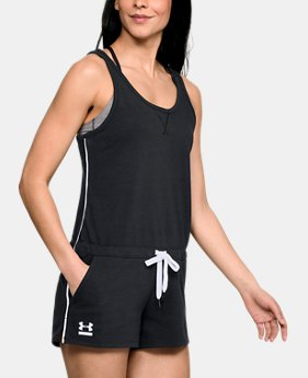 Women's UA Sportstyle Romper  1  Color Available $36