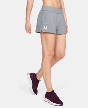 Women's UA 24/7 Microthread Terry Shorts  2  Colors Available $35