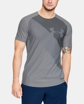 New Arrival Men's UA Vanish Short Sleeve FREE U.S. SHIPPING 1  Color Available $45