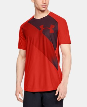 Men's UA Vanish Short Sleeve  1  Color Available $55