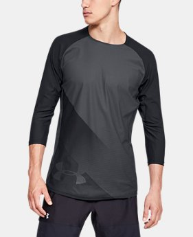New Arrival Men's UA Vanish ¾ Sleeve FREE U.S. SHIPPING 3  Colors Available $50