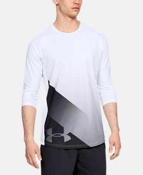 Men's UA Vanish ¾ Sleeve  2  Colors Available $60