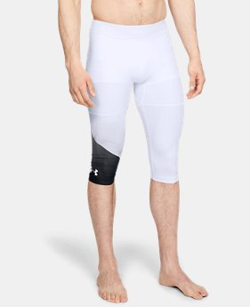 Men's UA Vanish ½ Leggings  1  Color Available $45