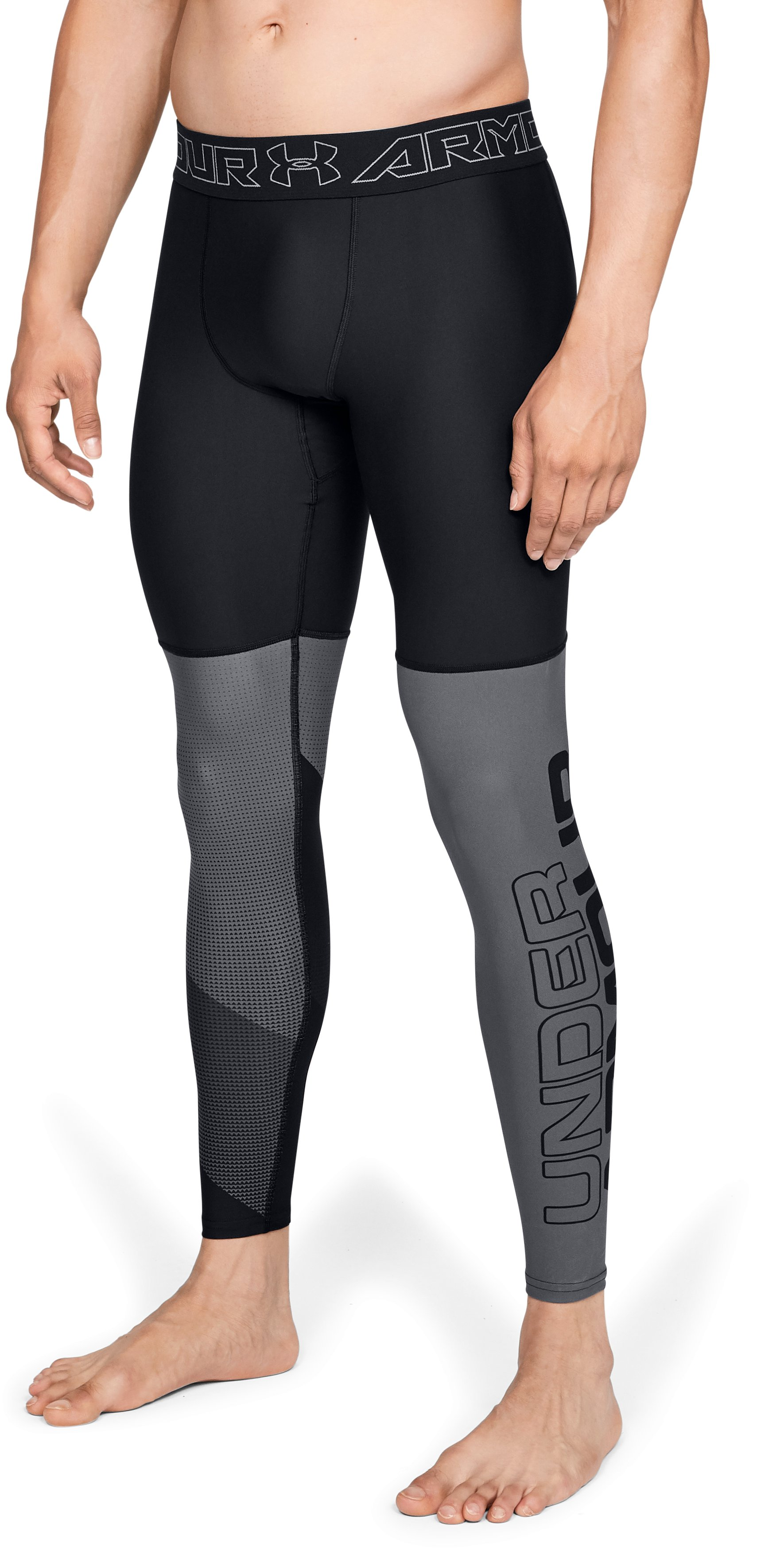 Men's UA Vanish Leggings, Black