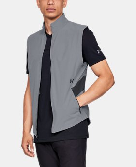 Men's UA Vanish Vest  3  Colors Available $85