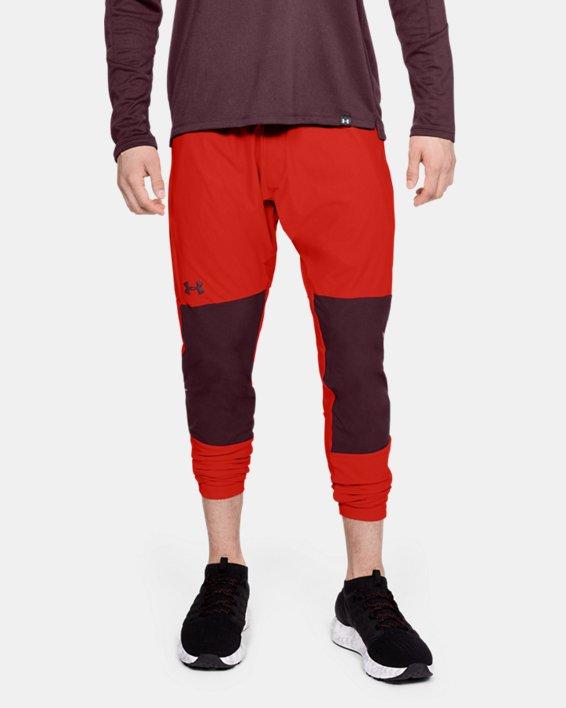 Men's UA Vanish Pants, Red, pdpMainDesktop image number 0