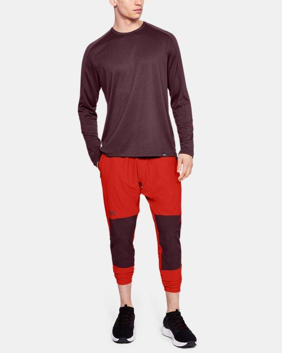 Men's UA Vanish Pants, Red, pdpMainDesktop image number 1