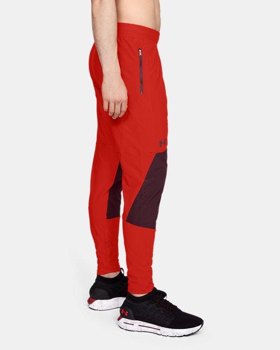 Men's UA Vanish Pants, Red, pdpMainDesktop image number 3