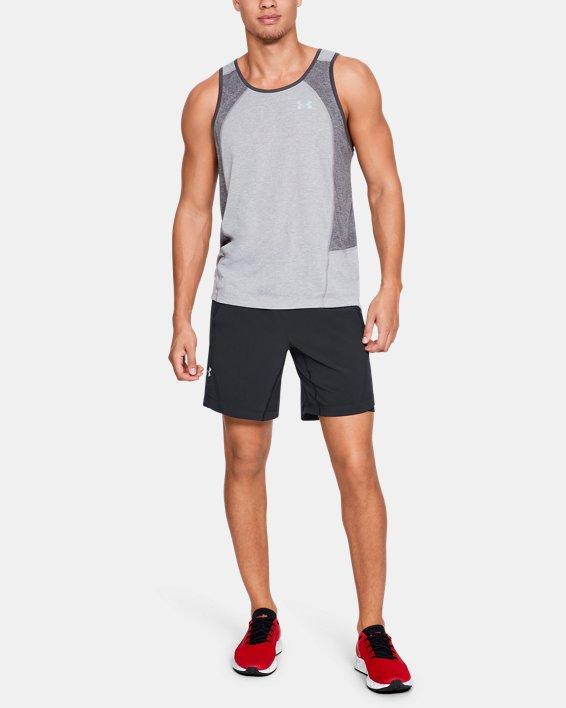 Short UA Speedpocket 20cm pour homme, Black, pdpMainDesktop image number 0