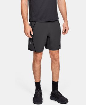 "New Arrival  Men's UA Speedpocket 8"" Shorts  1  Color Available $55"