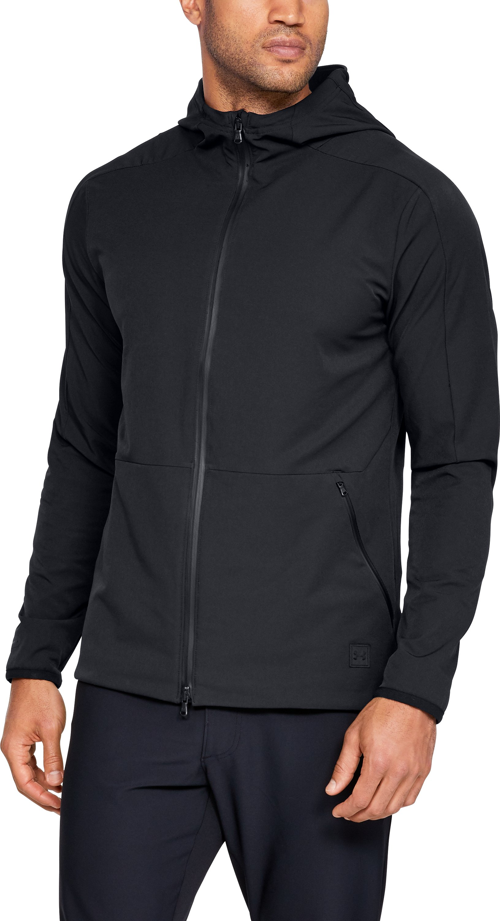 Men's UA Perpetual Jacket, Black
