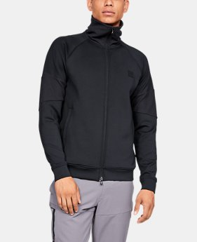 Men's UA Perpetual Track Jacket  1  Color Available $120