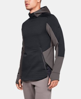 Men's UA Unstoppable /MOVE Elite Hoodie  2  Colors Available $120
