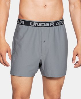 Men's UA Tech™ Mesh Boxer  1  Color Available $30