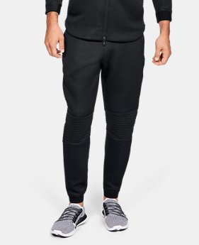 New Arrival Men's UA Unstoppable /MOVE Elite Joggers  1  Color Available $130