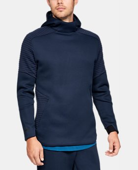 New Arrival Men's UA Unstoppable /MOVE Hoodie  5  Colors Available $90