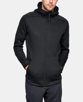 Men's UA Unstoppable /MOVE Full-Zip  3  Colors Available $120