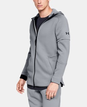 Men's UA Unstoppable /MOVE Full-Zip  1  Color Available $100