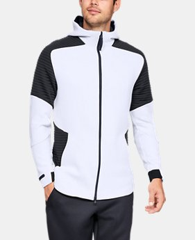 New Arrival  Men's UA Unstoppable /MOVE Full-Zip  1  Color Available $120