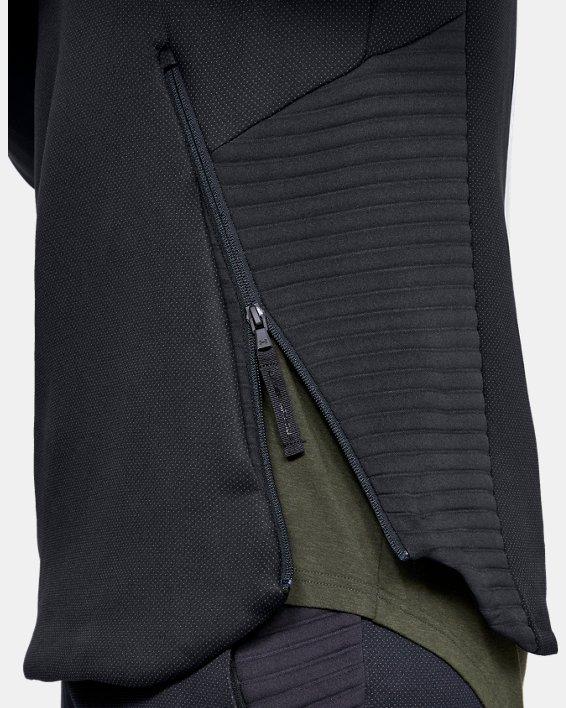 Men's UA Move ½ Zip, Black, pdpMainDesktop image number 7