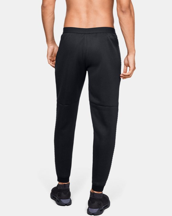 Men's UA Move Pants, Black, pdpMainDesktop image number 2
