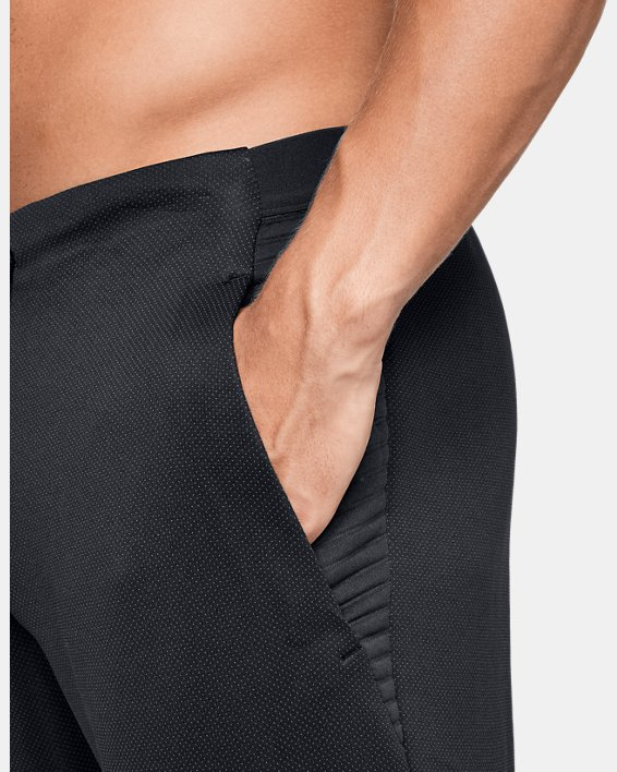Men's UA Move Pants, Black, pdpMainDesktop image number 7